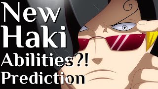 New Haki Abilities/Techniques?!! | One Piece Manga Chapter Theory Prediction - ワンピース