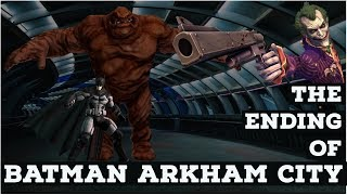 Batman Arkham City - Gameplay Walkthrough 09 - Surprise Ending