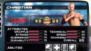 WWE Smackdown vs Raw 2010 'Universe Mode' TRUE-HD QUALITY