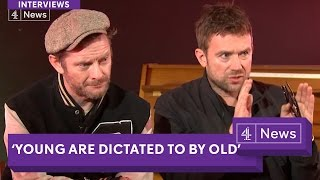 Gorillaz interview (extended): Politics, Brexit, Humanz discussed by Damon Albarn and Jamie Hewlett