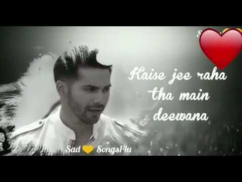 Humsafar Whatsapp Status Lyrics Video Song Badrinath