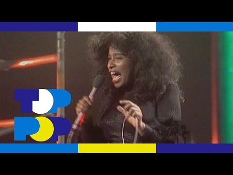 Chaka Khan - What Cha' Gonna Do For Me • TopPop