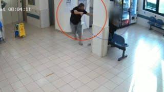 האלימות בבית החולים פוריה: הנער שהותקף מדבר