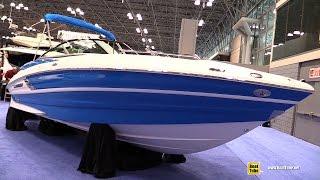 2015 Cruisers Yachts 238 SS Sport Series Motor Boat - Walkaround - 2015 New York Boat Show