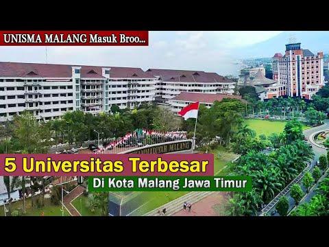 5 kampus Terbaik Di Kota malang Jawa Timur YouTube