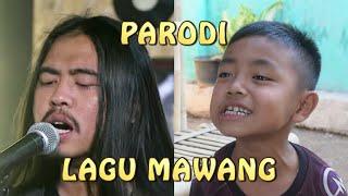 Gambar cover PARODI LAGU MAWANG