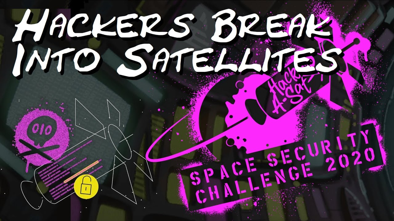 Hacker Team Wins $50,000 For Hacking A Satellite At DefCon