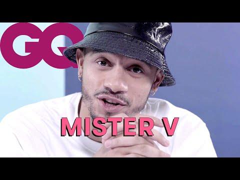 Youtube: Les 10 Essentiels de Mister V (masque, lunettes de soleil et jus multivitaminé)   GQ