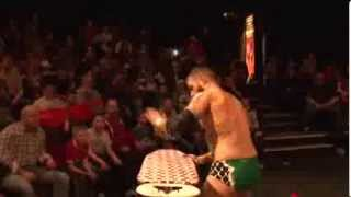 WRESTLING.IE - Prince Devitt vs. Dunkan Disorderly IV