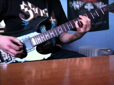 Iron Maiden - Dance Of Death [Guitar Cover]
