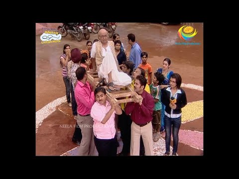 Download Bapuji Comes To Gokuldham! | Taarak Mehta Ka Ooltah Chashmah | तारक मेहता का उल्टा चश्मा