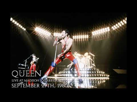 Queen - Live In New York (September 29th, 1980)