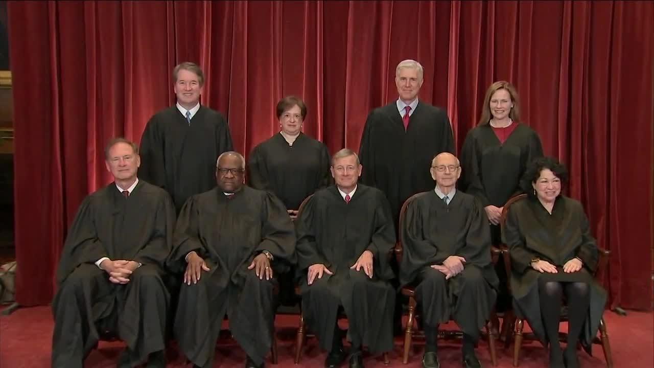Supreme Court upholds Arizona ban on early ballot collecting
