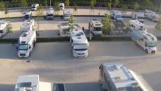 Wohnmobil-Stellplatz am Gardasee (Peschiera)