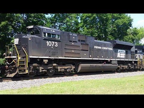Ns Buffalo line Montandon and Sunbury Pa 6-30-17