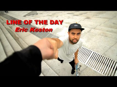 LINES OF THE DAY #26 - Eric Koston