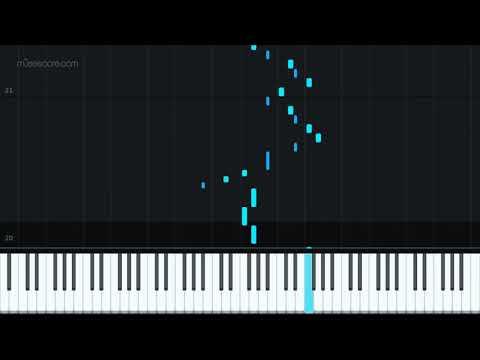Variation 1 [Piano Tutorial + Sheet music] thumbnail