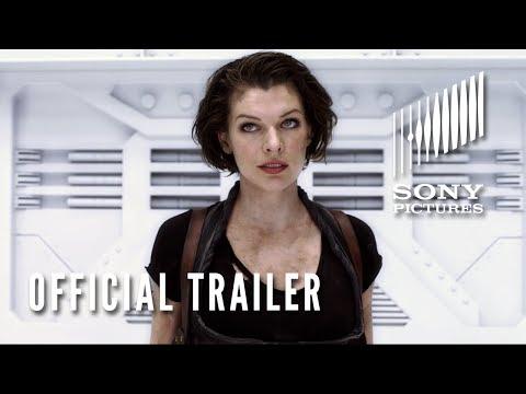 Resident Evil: Afterlife trailers