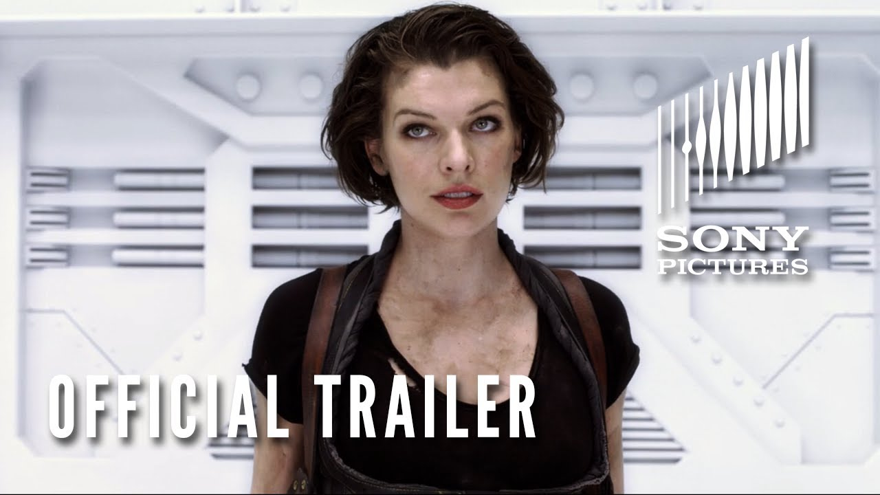 Official Resident Evil Afterlife Trailer In Hd Youtube