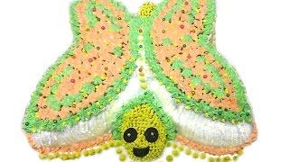 Торт Бабочка ко дню рождения Анечки