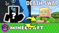 Vaihdoin Paikkaa katsojani kanssa! | SlinkonCraft Death Swap