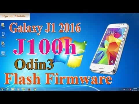 Flash Firmware rom tieng viet Galaxy j1 2016 j100h ok by