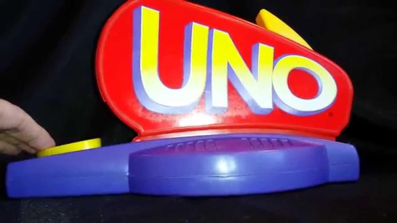 Uno Attack 1998