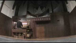Legend of Zelda - Dungeon Theme - on Grand Organ