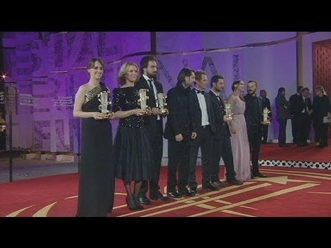 euronews cinema - I premiati al Festival del cinema di Marrakech