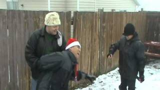 XANGO STYLE - A Christmas Story: The Alley Scene