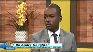 Dr Andre Haughton Speaks On How to Uplift Jamaica's  Economy