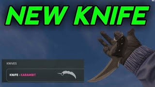 Critical Ops - NEW KNIFE KARAMBIT (CHECK DESCRIPTION)