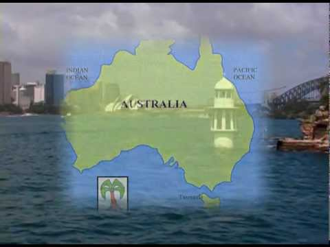 AUSTRALIA - the southern continent