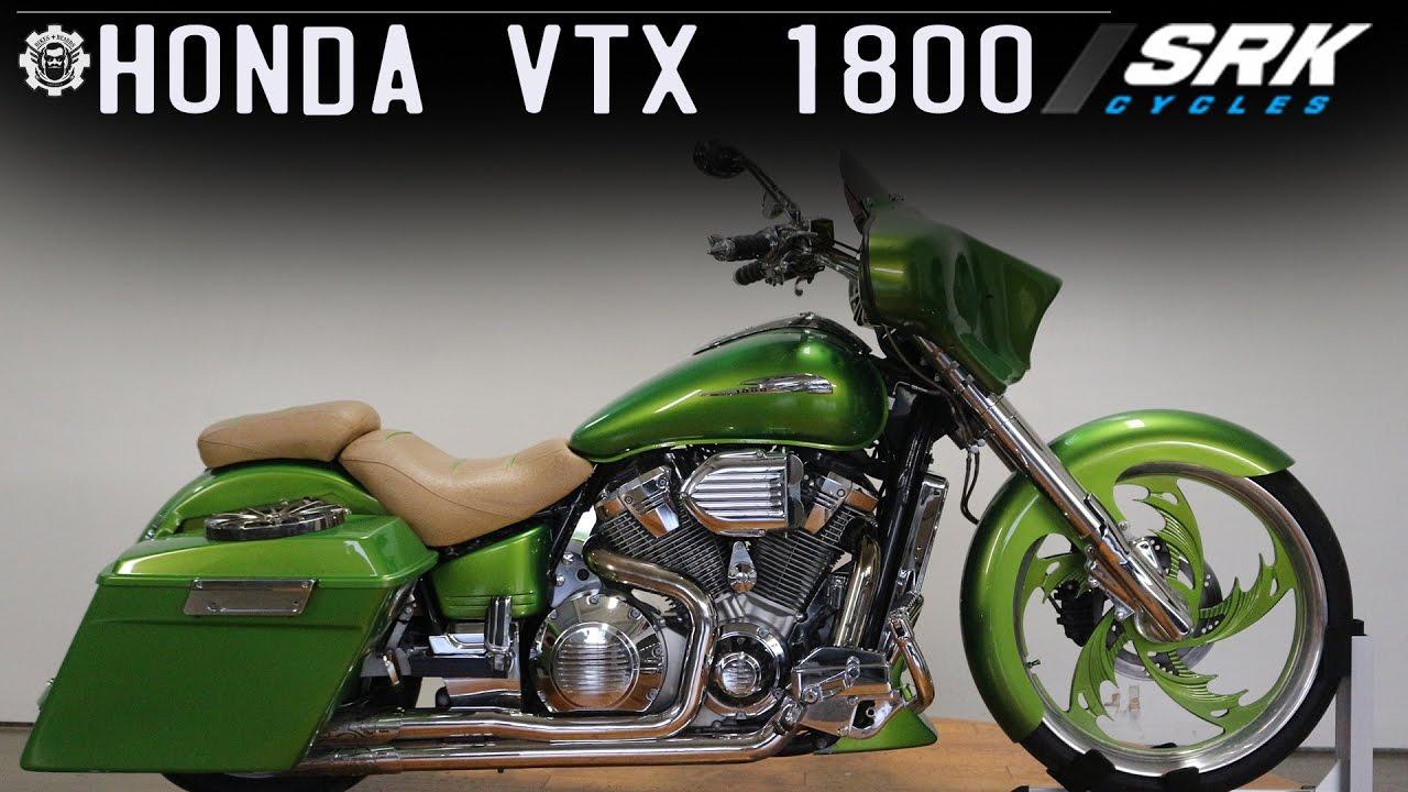 hight resolution of honda vtx 1800