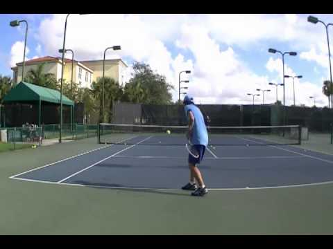 Matthew Mead Tennis Strokes