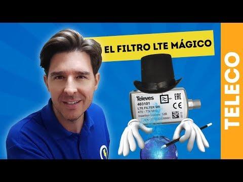 EL FILTRO LTE MÁGICO