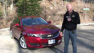 2014 Chevrolet Impala LT, LTZ Review, Ford Focus ST First Drive