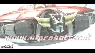 Ufo Robot Grendizer Arch-Enemy