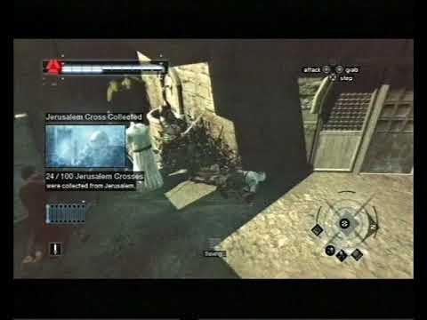 Assassin's Creed, Career 276, Jerusalem: Middle District, Save Citizen 4