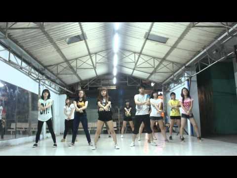 Lop hoc nhay hien dai Binh Thanh - Gangnam Style - PSY [BoBo