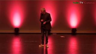 Mega serata con  Biagio Izzo al Forum di Leverkusen  cover