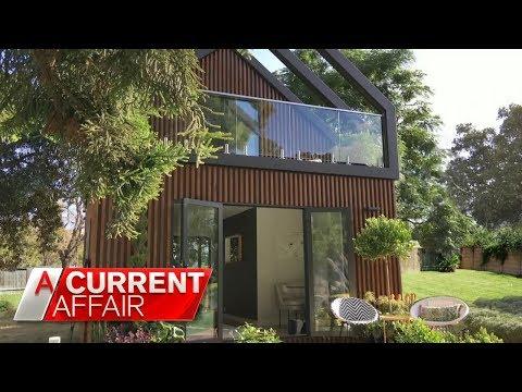 House Of The Future Clicks Together Like Lego | A Current Affair Australia 2018