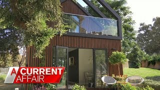 House Of The Future Clicks Together Like Lego | A Current Affair Australia 2018