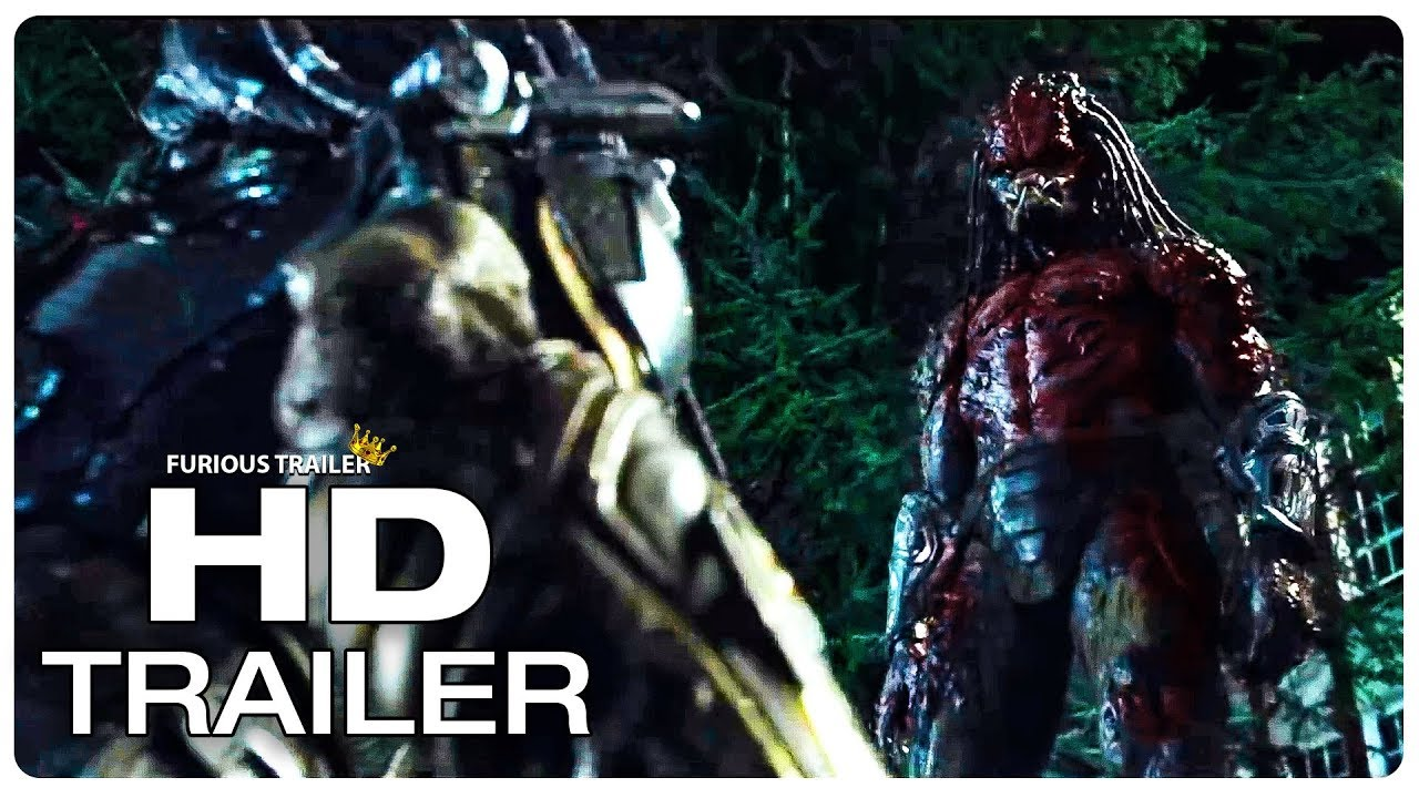 PREDATOR All Movie Clips + Trailer (2018)