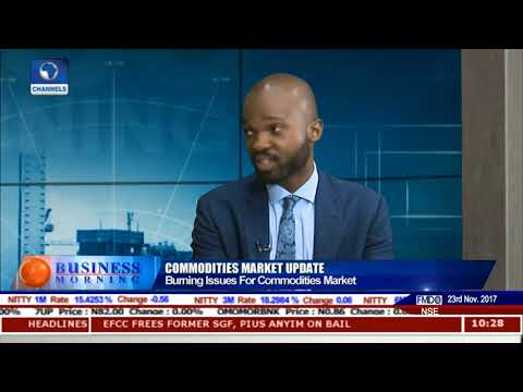 Commodities Market Update: Dangote Facility In Congo,Energy Issues Pt.2 |Business Morning|