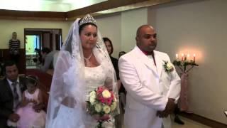 Svadobný zostrih rómskej svadby