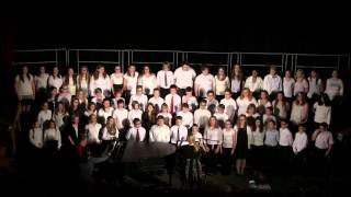 Whitney Point TRA Chorus A Winter Festival of Song December 2, 2015.