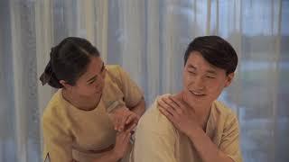 Thai Massage at Explore Spa, Le Meridien Suvarnabh...