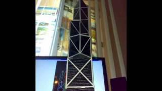 Hobby аrchitectural model Burj Khalifa, Petronas Tower, Taipei 101, Burj al Arab,Eiffel Tower