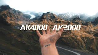 AK4000/AK2000 - Giving you the FREEDOM you deserve | FeiyuTech